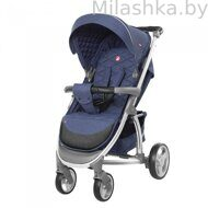Коляска детская CARRELLO Vista CRL-8505 Denim Blue
